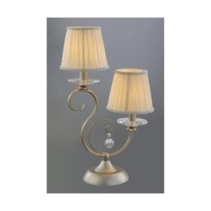 Настольная лампа Crystal Lux ASTRA LG2