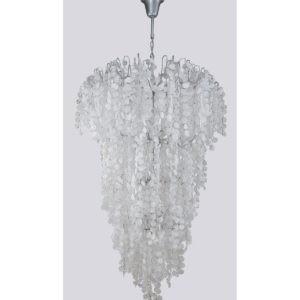 Светильник подвесной Crystal Lux BARCELONA SP33 SILVER