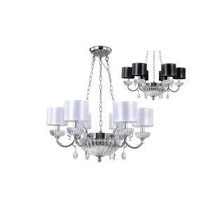 Люстра Crystal Lux CARINO SP6+3 CHROME