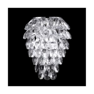 Бра Crystal Lux CHARME AP2+2 LED CHROME/TRANSPARENT