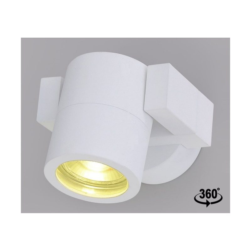 Бра Crystal Lux CLT 020CW WH