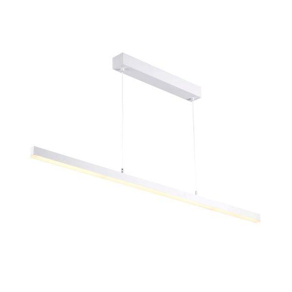 Светильник подвесной Crystal Lux CLT 040C120 WH