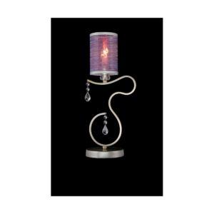 Настольная лампа Crystal Lux ELISA LG1