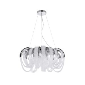 Люстра Crystal Lux HEAT SP10 CRYSTAL