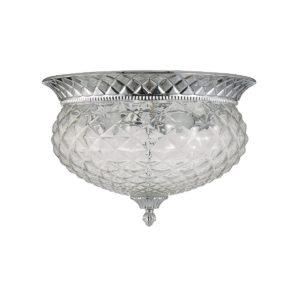 Светильник потолочный Crystal Lux HOLA PL4 CHROME