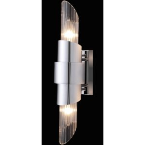 Бра Crystal Lux JUSTO AP2 CHROME