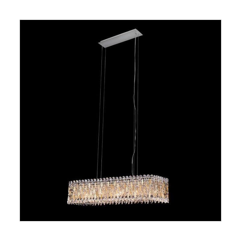 Светильник подвесной Crystal Lux LIRICA SP13 L930 CHROME