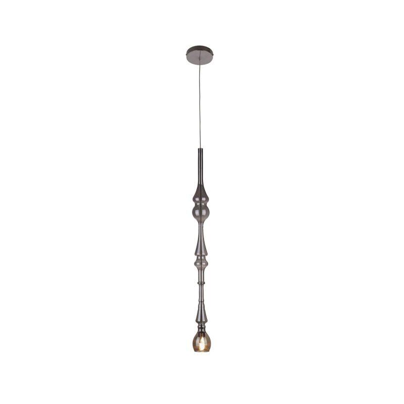 Светильник подвесной Crystal Lux LUX NEW SP1 D SMOKE