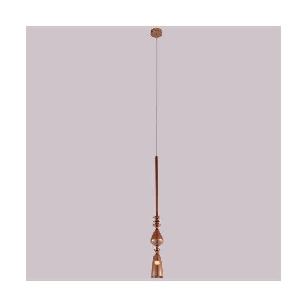 Светильник подвесной Crystal Lux LUX SP1 B COPPER