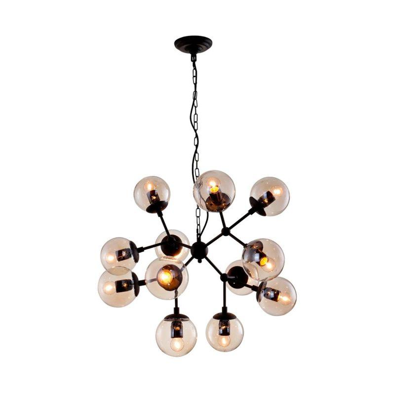 Светильник подвесной Crystal Lux MEDEA SP12