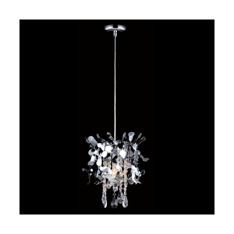Светильник подвесной Crystal Lux ROMEO SP2 CHROME D250