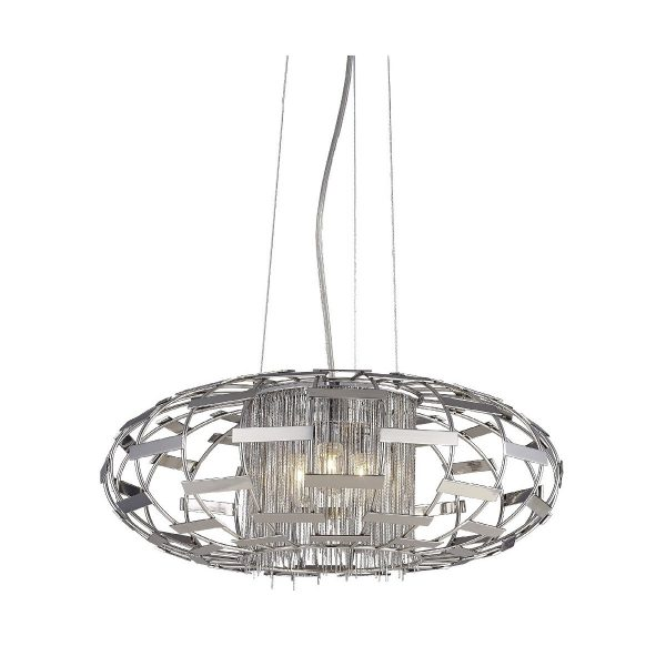 Люстра Crystal Lux SILVESTRO SP5