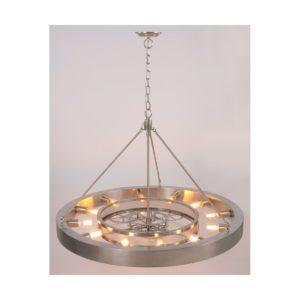 Светильник подвесной Crystal Lux VALENCIA SP12 D1000