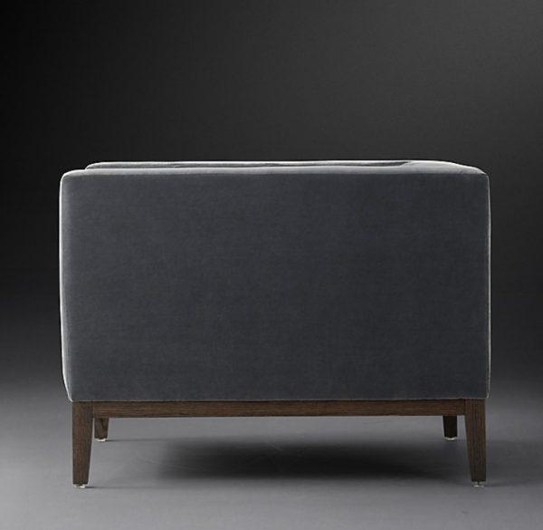 Кресло ITALIA TUFTED CHAIR