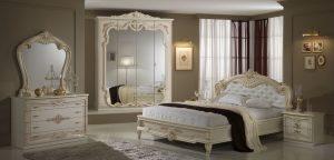 Итальянская спальня «ДИАНА»  Беж