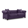 Диван CHESTERFIELD PURPLE