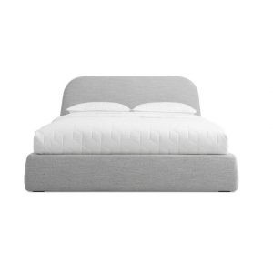 Кровать JOY BED LIGHT GREY