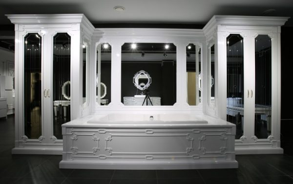 Шкаф Кастилия П100