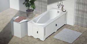 Ванна из искусственного мрамора Элит 1700
