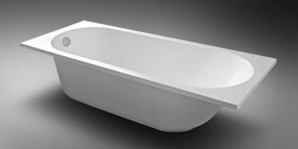 Ванна из искусственного мрамора Классика 2 1700