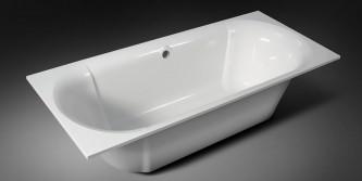 Ванна из искусственного мрамора Омега 1700