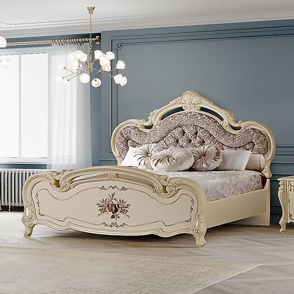 Кровать 2-х спальная 1800*2000 Альба