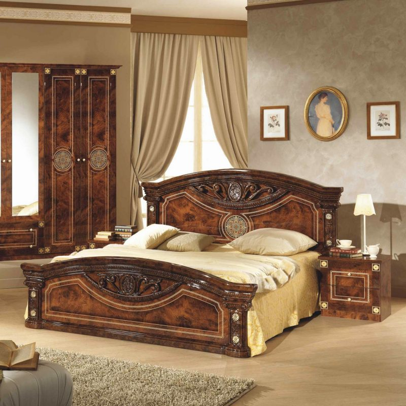Кровать 2-х спальная 1600*2000 Рома
