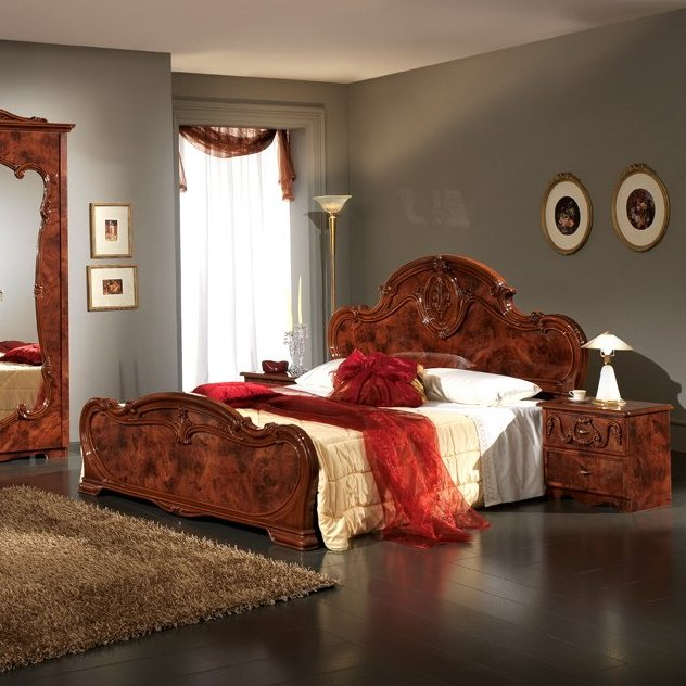 Кровать* 2-х спальная 1600*2000 ТИЦИАНА