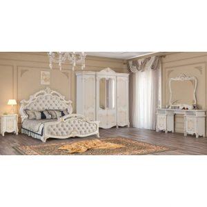 Итальянская спальня «Рафаэлла» Беж