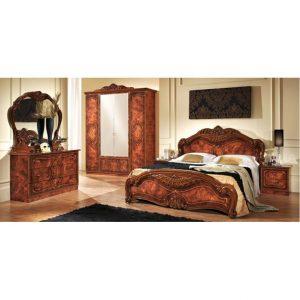 Итальянская спальня «ДЖУЛИАНА»   Орех