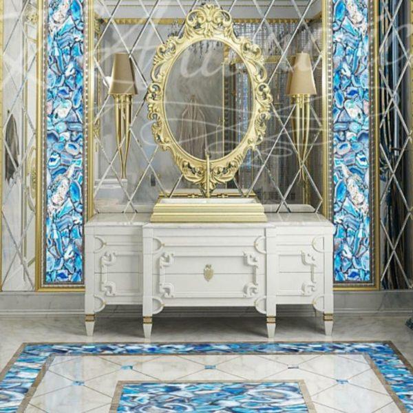 Кастилия 1700 комплект мебели в ванную